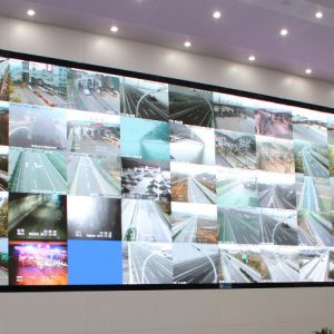 Rigid video screens